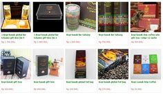 List Harga Baru Produk Kopi Luwak Global