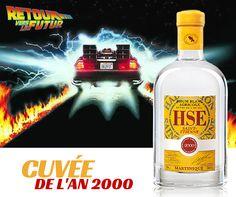 Retour vers le Futur et La Cuvée de l'an 2000