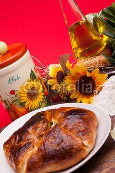 Chard In Puff Pastry di eZeePics Studio, foto stock royalty free #49257805 su Fotolia.com