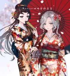 Michiko and Joseph? Geisha, Make Love, V Cute, Gothic Anime, Identity Art, Anime Screenshots, Beautiful Anime Girl, Dark Beauty, Character Concept