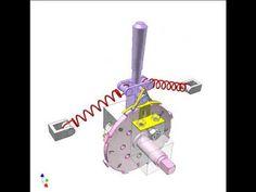Two way ratchet mechanism 1