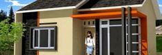 Cara Bangun Rumah 30 Juta Saja, Dijamin Jadi Dan Indah House Paint Design, Wooden House Design, Bungalow House Design, Small House Design, Kitchen Models, Kitchen Sets, Minimalist House Design, Minimalist Home, Architectural House Plans