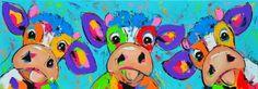 vrolijke schilderijen - Google zoeken