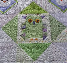 Longarm Quilting, Free Motion Quilting, Mini Quilts, Baby Quilts, Machine Quilting Designs, Quilting Ideas, Animal Quilts, Quilted Bag, Line Design