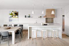 Decoración de cocinas pequeñas y modernas: ideas y soluciones