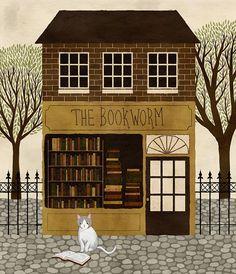 Annya Marttinen / bookworm