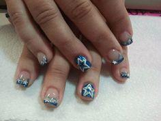 Dallas Cowboys nails