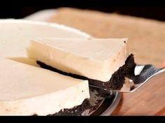 Pay ligero de yogur - Light Yogurt Pie - YouTube