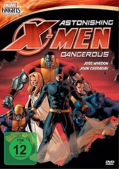 Marvel Knights - Astonishing X-Men: Dangerous (OmU)