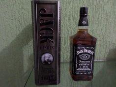 Whisky Jack Daniel's Old Nº 7 - 1 L