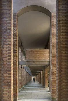 Valle Architetti Associati, Emiliano Zandri / ZA², Lorenzo Zandri / ZA² · Edilizia residenziale a Giudecca (IACP)