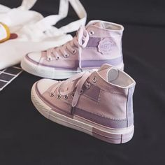 Trendy Shoes, Cute Shoes, Casual Shoes, Girls Shoes, Baby Shoes, Shoes Women, Old Shoes, Spring New, Canvas Sneakers