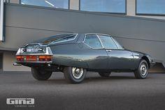 1971 Citroen SM - Price on request - original interior | Classic Driver Market
