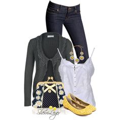 Untitled #722, created by sherri-leger on Polyvore