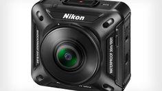 Nikon presenta cámaras 360º inspiradas en el ojo humano