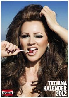 Afbeeldingsresultaat voor Tatjana Kalender 2012