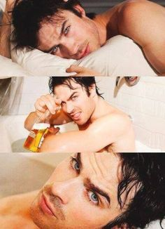 Ian Somerhalder for Butch Hogan (2013)