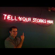 Happening on February 11th, 2014 - Storytelling for Social Good with Burt Herman, co-founder of Storify. #SFN2