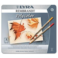 LYRA Colored Woodcase Pencils