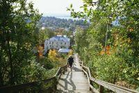 Pispala area - Tampere Finland Garden Bridge, Finland, Outdoor Structures, Places, Pretty, Lugares