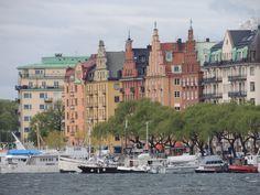 Stockholm. mai 2015