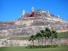 Cartagena colombia - Remember Romancing the Stone the movie, it was filmed here!