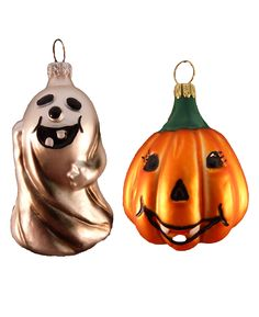Halloween christmas baubles   www.hooot.nl
