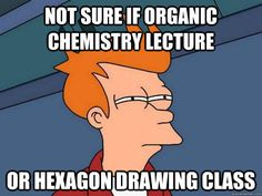 Organic Chemistry: the most feared course among science majors across the globe and throughout history.