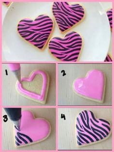 Galleta animal print