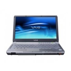 Take a load off your shoulders when you're racing for your plane with the sleekly designed and ultra-portable Sony Vaio VGN-TXN27N/B notebook PC.