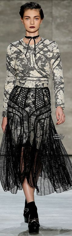Fall 2014 Ready-to-Wear Zimmermann  #PurelyInspiration