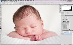 Newborn Skin Tutorial