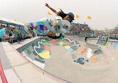 Alysha Bergado Thrasher Skateboard Magazine | She Shreds!