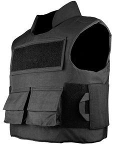 U.S. Armor | Lightweight Tactical (Front) | Custom Fit Body Armor | You'll Wear It! | www.usarmor.com