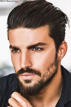 680 Slicked Back Hairstyles Ideas Slicked Back Hair Mens Hairstyles Haircuts For Men