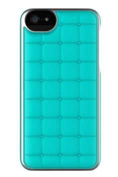 19 Chic iPhone Cases You Need Now! #refinery29  http://www.refinery29.com/53119#slide1  Adopted Cushion Wrap iPhone 5 Case, $49.95, available at Adopted.