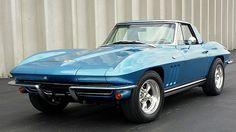 1965 Chevrolet Corvette Convertible 327/365 HP, 5-Speed  9-6-14 bid goes on @ $52K