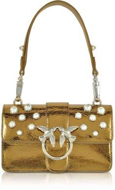 Italian designer Luxury Fashion for Men   Women. Pearl StudsMetallic LeatherCurvy  FashionStyle FashionSwallowsGift WrapShoulder BagPresent ... 63162b0cfc1f