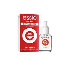 "Essie Nail Lacquer ""Quick-E Drying Drops #6076"" Nail Treatment"