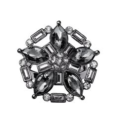 FOREVER selected by Paula Abdul Shimmer Rhinestone Ring