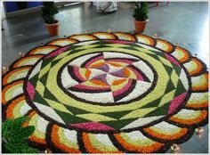 30 Best Simple and Easy Rangoli Designs With Pictures   Styles At Life