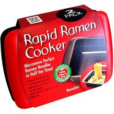 Rapid Ramen Cooker, Set of 2