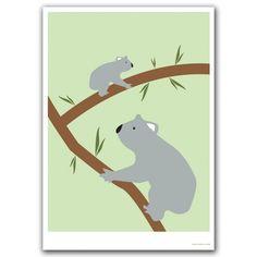 Bush buddy koala print