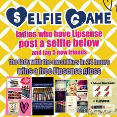 LipSense Selfie                                                                                                                                                                                 More