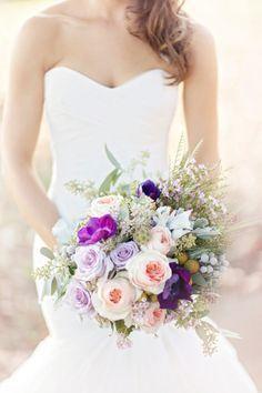 Bouquets on Pinterest