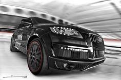 Project Kahn 2011 Audi Q7