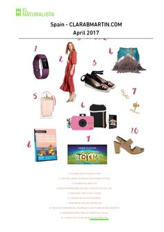 Wishlist del blog: ClaraBMartin
