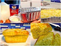 Pão Fit - Dulkan - A receita vale não só para quem segue a dieta Dukan mas também para quem quer comer mais saudável...Receita Show