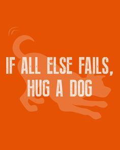 It always helps 🐶💛