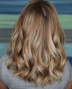 cool Омбре для русых волос (50 фото) — Модное окрашивание 2017